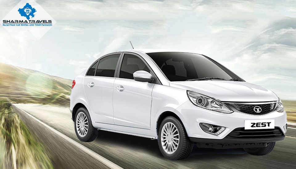 Tata Zest Car Rental Hire Taxi Book Cab For Rent In Udaipur